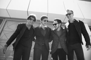 "Matchbox Twenty, the group behind the alternative-grunge hits like ""Push"" and ""3AM,"" will be playing at the Lakeview Amphitheater this Saturday."