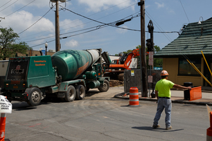 Gallery: See the weekly construction progress on South Crouse Avenue