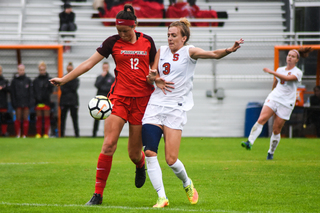 """It's really important to have fun while playing,"" sophomore defender Taylor Bennett said. ""You have to be disciplined and I think we did a good job with being disciplined."""